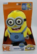 despicable me 15 phrases talking minion dave light pop out