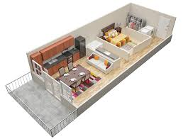 one bedroom house plans with loft 1 2 bedroom loft apartments in atlanta mariposa lofts