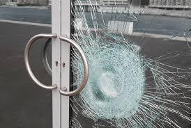 glass door broken security indiana glass coatings indianapolis 3m window tinting