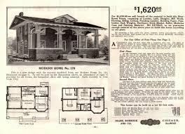 meet sears number 178 the quirky cousin of sears number 124 sears modern homes fall 1913 178 you can see that the stairway has