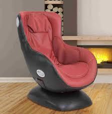 massage chair w speakers in brown sam levitz furniture