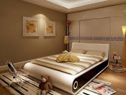 Nice Bedroom Modern Bed With Nice Bedroom Decor And Creative Furniture Set