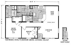 Double Wide Homes Floor Plans Small Double Wide Mobile Homes Part 43 Mobile Homes Floor