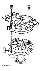 2000 gmc c3500 distubrator how do i set the distubrator in a 2000