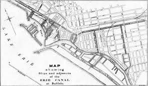 Map Of Buffalo New York by Whitford History Of The Canal System Of New York Chapter Xiii