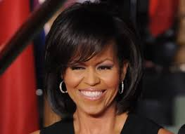 ms obamas hair new cut how to get michelle obama s bob without cutting your hair