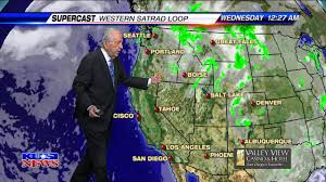 Seattle Weather Map by News At Six Weather 9 18 2013 Youtube