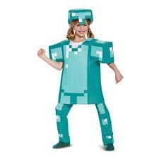 Minecraft Halloween Costume Kids Minecraft Armor Halloween Costume U2013 Minecraft Costumes