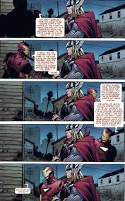 thor vs iron man album on imgur
