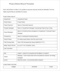 Project Reporting Template Excel Project Template 19 Free Word Pdf Ppt Documents