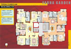 farha garden typical floor plan idolza