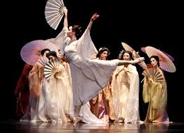 bww reviews houston ballet u0027s clear and madame butterfly