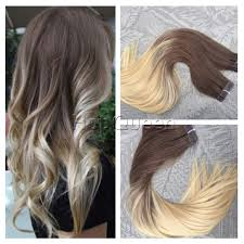 ombre hair extensions in hair extension ombre color human hair