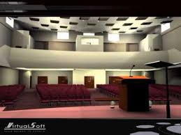 Interior Design License Texas 3d Interior Architectural Visualization Of A Texas Church Brenham
