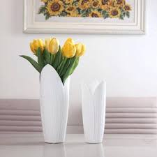 Modern Flower Vase Dining Table Dining Table Vase Decor Turned With Flowers Vases
