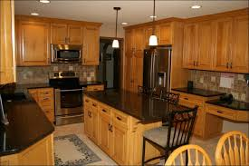 kitchen kitchen paint colors with maple cabinets black kitchen