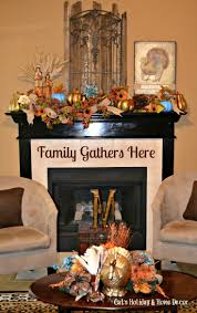 thanksgiving mantel thanksgiving decor mantle