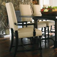 Cushioned Dining Chairs Furniture Special Upholstered Dining Chairs With Cozy Seating