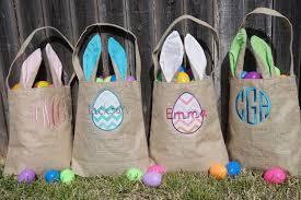 custom easter baskets easter basket personalized easter basket monogram easter