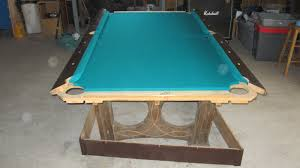 ebonite pool table 3 piece slate before and after ebonite pool table pool table service billiard
