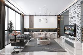 Interior Designs For Apartment Living Rooms Ultra Luxury Apartment Design