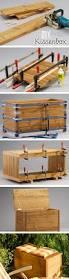 Interieur Aus Holz Und Beton Haus Bilder In Dieser Diy Kissenbox Aus Massivem Holz Sind Polsterauflagen