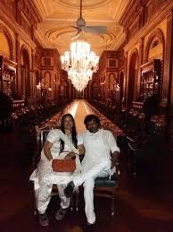 Grand Dining Room Grand Dining Picture Of Taj Falaknuma Palace Hyderabad