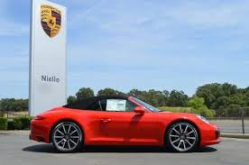 used porsche 911 california used porsche inventory niello porsche rocklin california