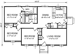 4 bedroom ranch house plans with basement 2000 sq ft ranch house plans with basement fresh 1200 sq ft 4
