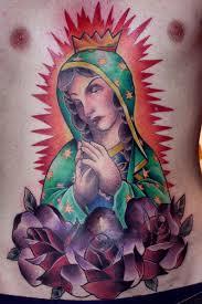 guadalupe by tim pangburn tattoonow