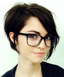 very short edgy haircuts for women with round faces 26 cute short haircuts that aren t pixies stylish bobs and shorts