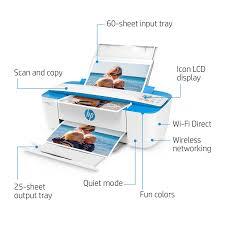 amazon com hp deskjet 3755 compact all in one wireless printer