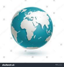 3d Map Of The World by 3d World Globe Icon White Map Stock Illustration 121235563