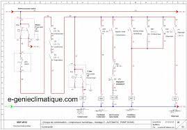 schema electrique chambre froid15 le 2éme montage partie 2 sché électriques froid câblage