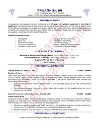 new nurse resume new registered nurse resume sample nurse