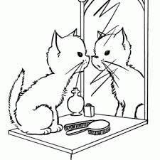tag cute baby kitten coloring pages baby kittens coloring
