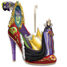 the bradford exchange disney shoe ornament collection disney