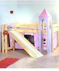 Slide Bunk Bed Bunk Bed With Slide Ianwalksamerica