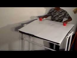 Rolling Drafting Table How To Make A Drafting Table Youtube