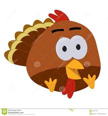 cute thanksgiving background thanksgiving baby turkey cartoon royalty free stock photos image