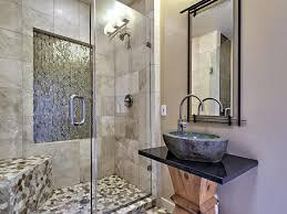 bathroom accent tile craftsman mosaic tile shower bench stone