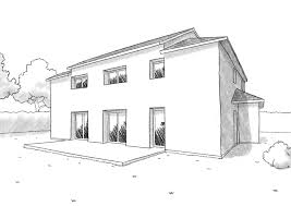 maison 6 chambres plan maison à étage 6 chambres ooreka