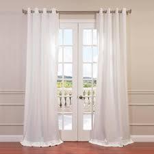 grommet sheer curtains halfpricedrapes com