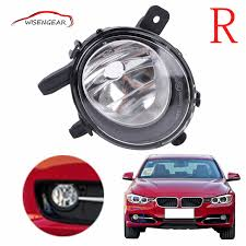 bmw f30 fog light bulb 63177248912 right side bumper fog lights for bmw f22 f30 f35 3