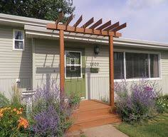 Curb Appeal Front Entrance - 17 best ideas about front porch pergola on pinterest front patio