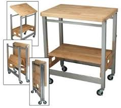 folding island kitchen cart pin by fran heath on for the home rolling kitchen cart