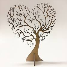 gorgeous tree template for laser cutting buy this template