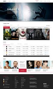 Homepage Design Concepts 25 Fantastic Redesign Concepts For Imdb