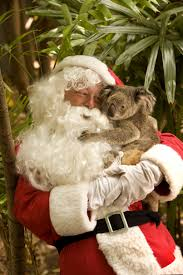 australia is having their summer when christmas arrives folklore