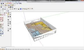 how to make a floor plan in google sketchup woodworking